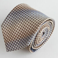 SEIDE 100% Seiden Krawatte Tie Cravate 104