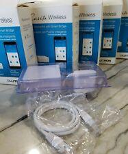 Lutron Caseta Smart Bridge Hub L-BDG2-WH HomeKit/Alexa/Google - NEW