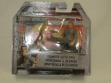 Hasbro Jurassic World Figur - Lockwood Battle Owen Neu OVP