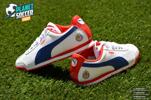 OFFICIAL PUMA ROMA SNEAKERS CHIVAS CLUB DEPORTIVO GUADALAJARA SOCCER SHOES US 10