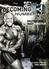 bodybuilding dvd PHIL HEATH BECOMING NUMBER 13