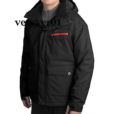 ROSSIGNOL Atlas Ski/Snowboard Jacket Waterproof/Insulated/Teflon Black size L