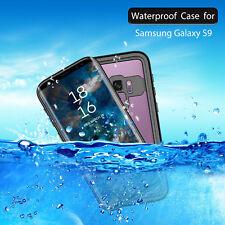 Impermeable Polvo / Antigolpes Protección Protector Funda para Samsung Galaxy S9