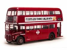 SUNSTAR 1:24 SCALE 2913 1958 ROUTEMASTER LONDON TRANSPORT RM21 - VLT21 BUS *NEW*