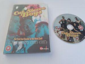 Cut Sleeve Boys DVD 2007 Gay Drama Worldwide Post! TLA Releasing Chowee Leow