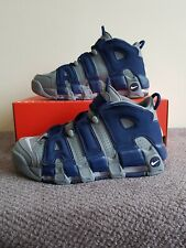 Nike Air More Uptempo 96 'Georgetown' - UK Size 7.5 - 921948 003 - Grey/Navy
