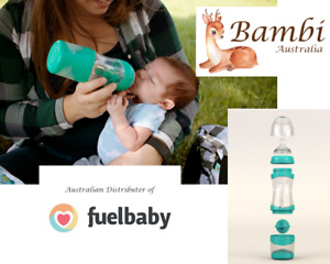 FuelBaby 240ml Formula Bottle