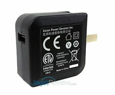 LaCie FUEL and Seagate Wireless Plus Original Power Adapter / Supply