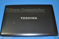 TOSHIBA Satellite L505 Series Laptop LCD Back Cover / Rear Lid + Webcam +antenna