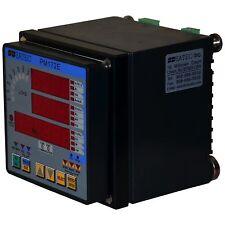 Satec Pm172E-N Performance Feeder Monitoring Instrument Meter-Sa