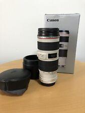 70-200mm Canon EF F/4 IS USM Lente L-Nuovo di zecca