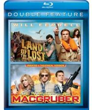 Land of the Lost / MacGruber [New Blu-ray] 2 Pack, Snap Case