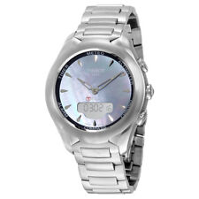 Tissot T-Touch Silver Solar Lady Mother of Pearl Dial Stainless Steel Ladies Wat