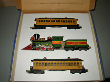 AMERICAN FLYER BOX INSERTS ONLY NO TRAINS OR CARS!  FOR FRONTIERSMAN SET 23099