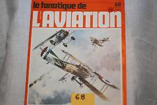 le fana de l'aviation-n°68-l'odyssée du Trident 3°-le Blériot 125 2°-7/75