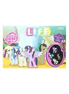 Life Board Game (My Little Pony Edition 2014) Parts & Pieces Only - You Choose