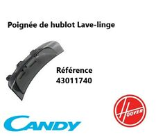 Véritable Hoover Bonbon Voir à Travers Noir Porte Machine Laver Poignée 43011740