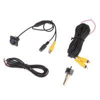 170º Car Rear View Reverse Backup Parking Camera Night Vision Waterproof HD Wire