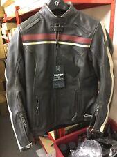 Triumph Ladies Leather Raven Jacket NEW Size L