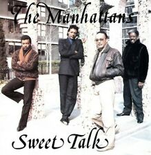 """The Manhattans """"Sweet Talk"""" Cd 1989 Valley Vue Records"""