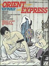 ORIENT EXPRESS rivista n° 25 (KEN PARKER.)