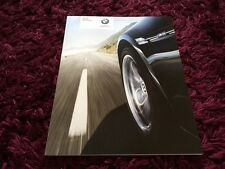 BMW M6 Coupe & Convertible Brochure - 2007 - 2/2006 Issue
