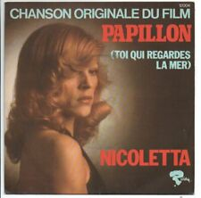 Sp 45 RPM Bof Papillon for / By Nicoletta Riviera 12004