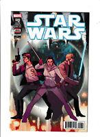 Star Wars #49 NM- 9.2 Marvel Comics Darth Vader Luke Han Solo Mon Calamari 2018