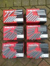 HILTI Clous 14 mm 17 mm 20 mm 27 mm 32 mm 39 mm pour GX3 GX120 GX100. 24-48 H Livraison