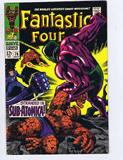 Fantastic Four  #76 Marvel 1968