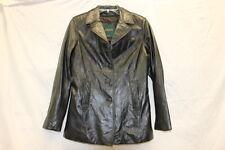 Danier Black Leather Jacket Women's Size XS EXCELLENT Used Condition EUC 0820