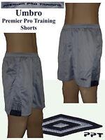 Umbro Football Pro Training Short Small  Silver Grey(last 1