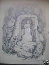 Grèce Statue de mobe sur Sisyphe r.ellsworthy 1845