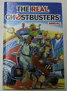 Real Ghostbusters Annual 1991 Hardback Book The Cheap Fast Free Post