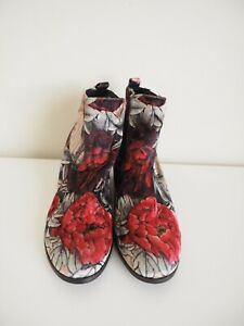 """Size EU 41 Women's """"I Love Billy"""" Rose Boots. Great Condition. Bargain Price."""
