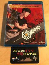 Xam'd: Lost Memories complete / anime on Blu-ray from Sentai Filmworks