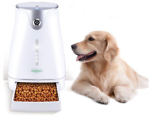 New listing Automatic Pet Feeder Auto Cat Dog Timed Programmable Food Dispenser Feeder for M