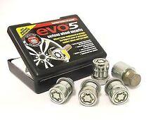 ALFA ROMEO 75 (85-93) EVO MK5 Bloccaggio Ruota Dado Set-adatta al meglio!