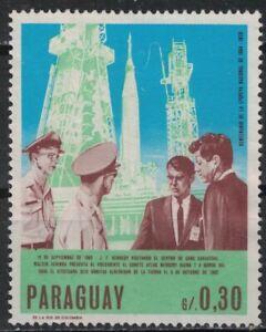 PARAGUAY:1967 SC#1045 MNG John F. Kennedy, 50th Birth Anniv. R3