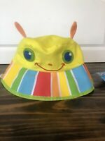 NWT Melissa & Doug Sunny Patch Giddy Buggy sun floppy  bucket Hat Toddler GIFT