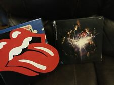 ROLLING STONES Bigger Bang Half Speed Mastered Lp From 2018 Studio Box