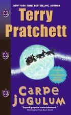 Discworld: Carpe Jugulum 23 by Terry Pratchett (2000, Paperback)