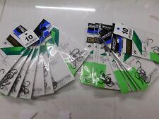 20 Packs Owner Chrome Ssw Super Needle Point Hook - #4-(9 Per Pack)