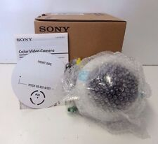 Sony SSC-N24A Mini dome Color Video Camera New