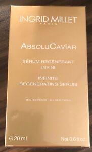 Ingrid Millet Absolucaviar Infinite Regenerating Serum 20ml RRP: £475.00