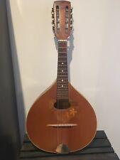 1984 Beghin Romania Mandolin 8 strings Vintage