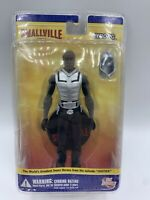 DC DIRECT COLLECTIBLES SMALLVILLE TV SERIES JUSTICE EPISODE  CYBORG FIGURE
