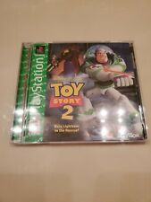 DISNEY TOY STORY 2 PLAYSTATION 1 PS1 GREATEST HITS GH PLAY STATION ONE MINT CIB