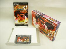 THE KING OF FIGHTERS EX 2 Howling Blood Ref/bcb Game Boy Advance Nontendo gba
