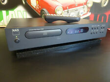 NAD C542 HDCD COMPACT DISC PLAYER CD PLAYER WITH REMOTE CONTROL OPTICL / RCA
